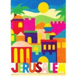 JERUSALEM SAND ART KITS