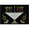 MENORAH SEQUINS PICTURE