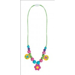 Fun Flowers Easy Necklace Kits