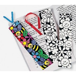 VELVET ART BOOKMARKS